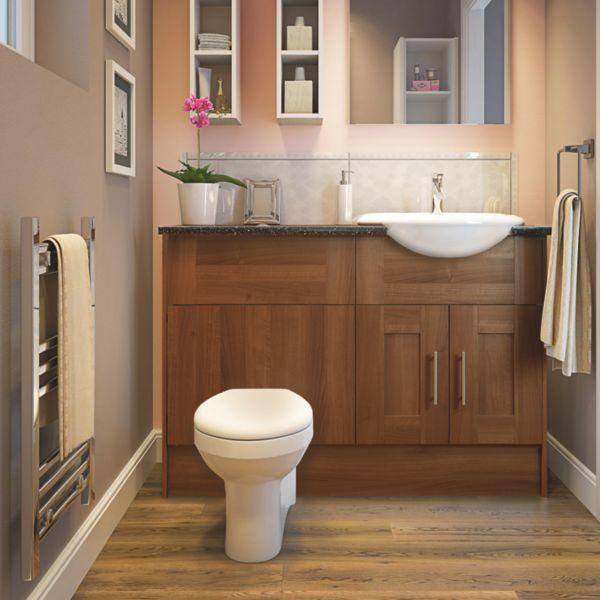 Charming Sorella Fitted Bathroom Furniture