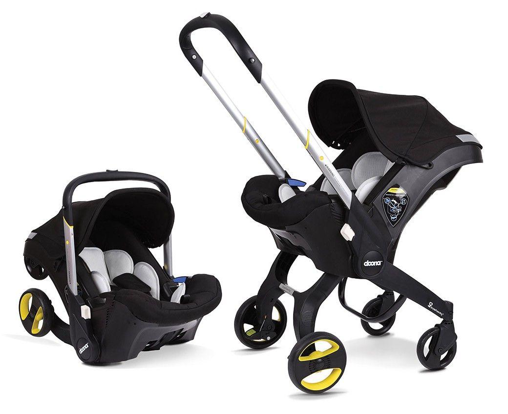 Minimalist Baby Carseat Stroller Combo