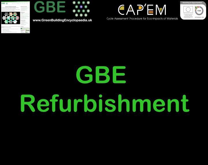 Cdp Topic Refurbishment Retrofit Navigation Green Building
