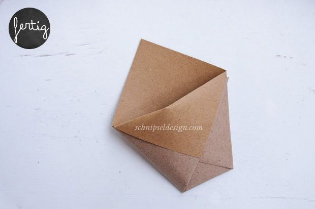 Häufig Umschlag Falten Ohne Kleben | 25 Einzigartige Origami Umschlag JX82