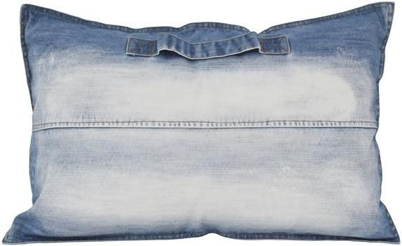 Hk Living Kussens : Kussen denim jeans hk living for the home