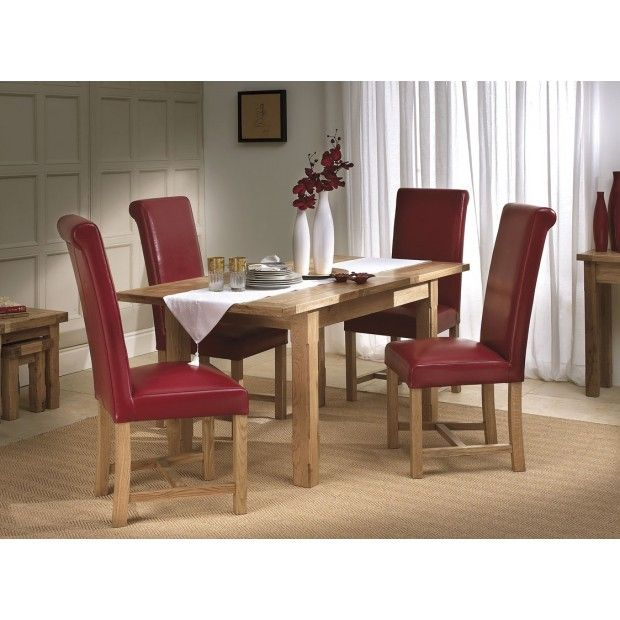 Swell Windermere Oak Small Extending Dining Table Oak Furniture Cjindustries Chair Design For Home Cjindustriesco
