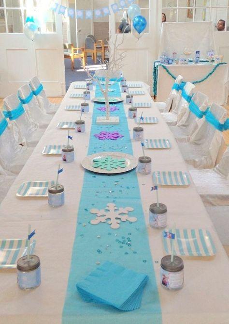 Eiskönigin - Frozen - Party Danke für diese schöne Idee für den ...