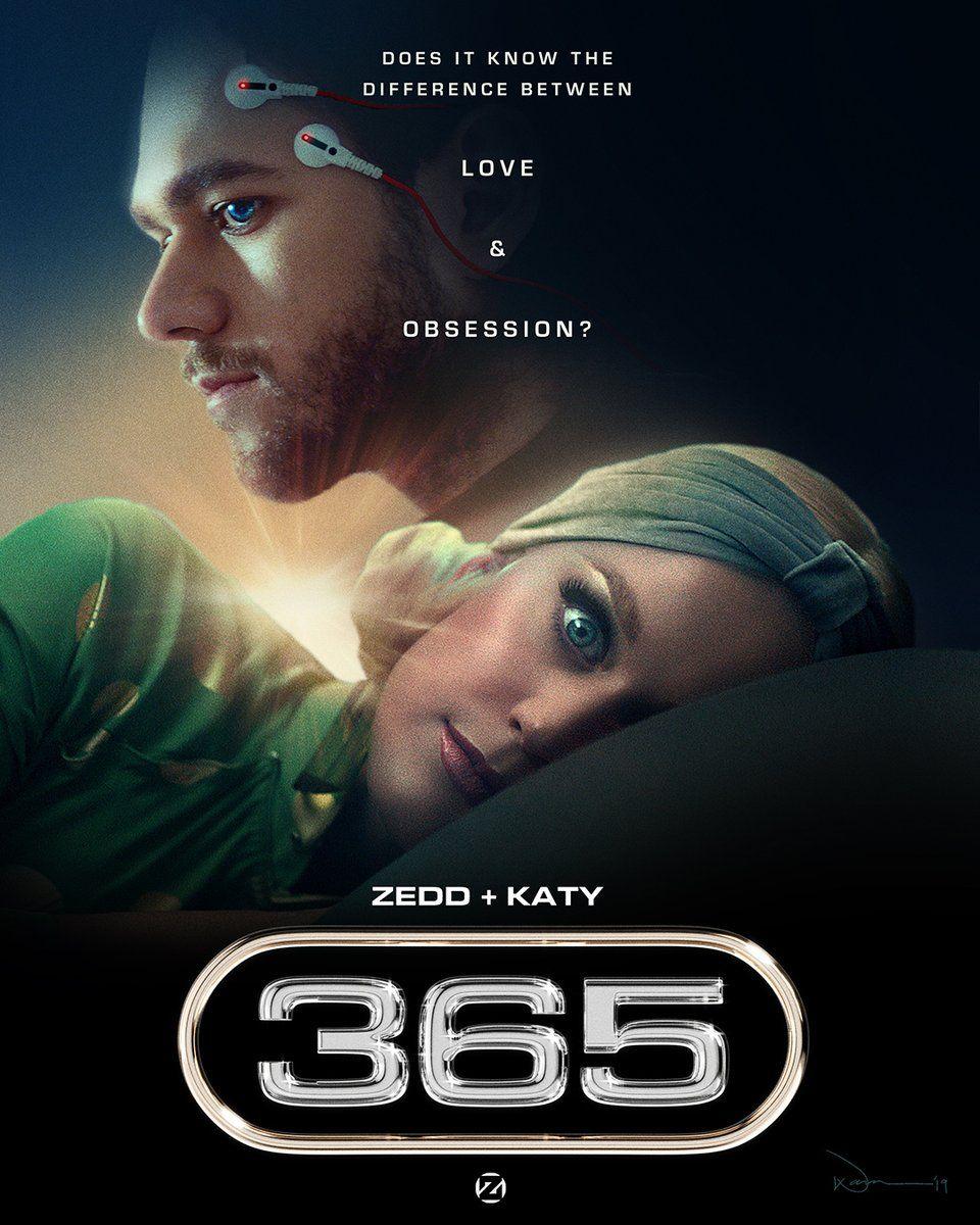Song 365 Singer Zedd Canciones, Katy perry