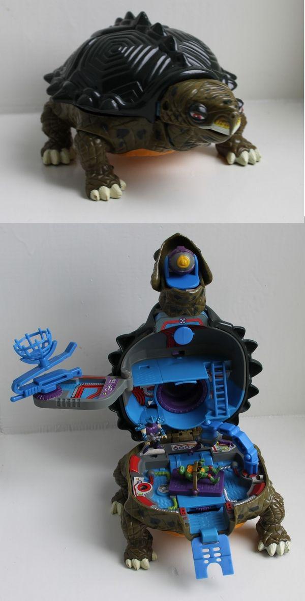 Mini Ninja Toys : Mini mutant tokka echnodrome playset teenage