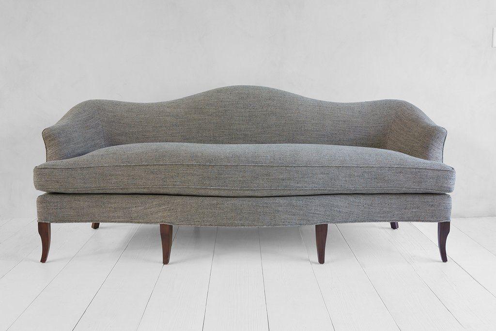 Nickey Kehoe Clic Camelback Sofa