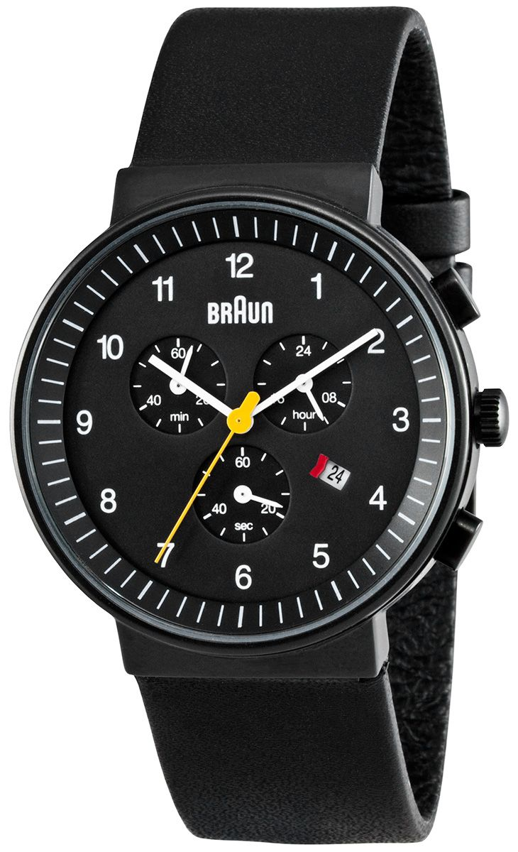 ceaeefc1361 Braun BN0035BK Watch now available at Watchismo.com Relógios Legais