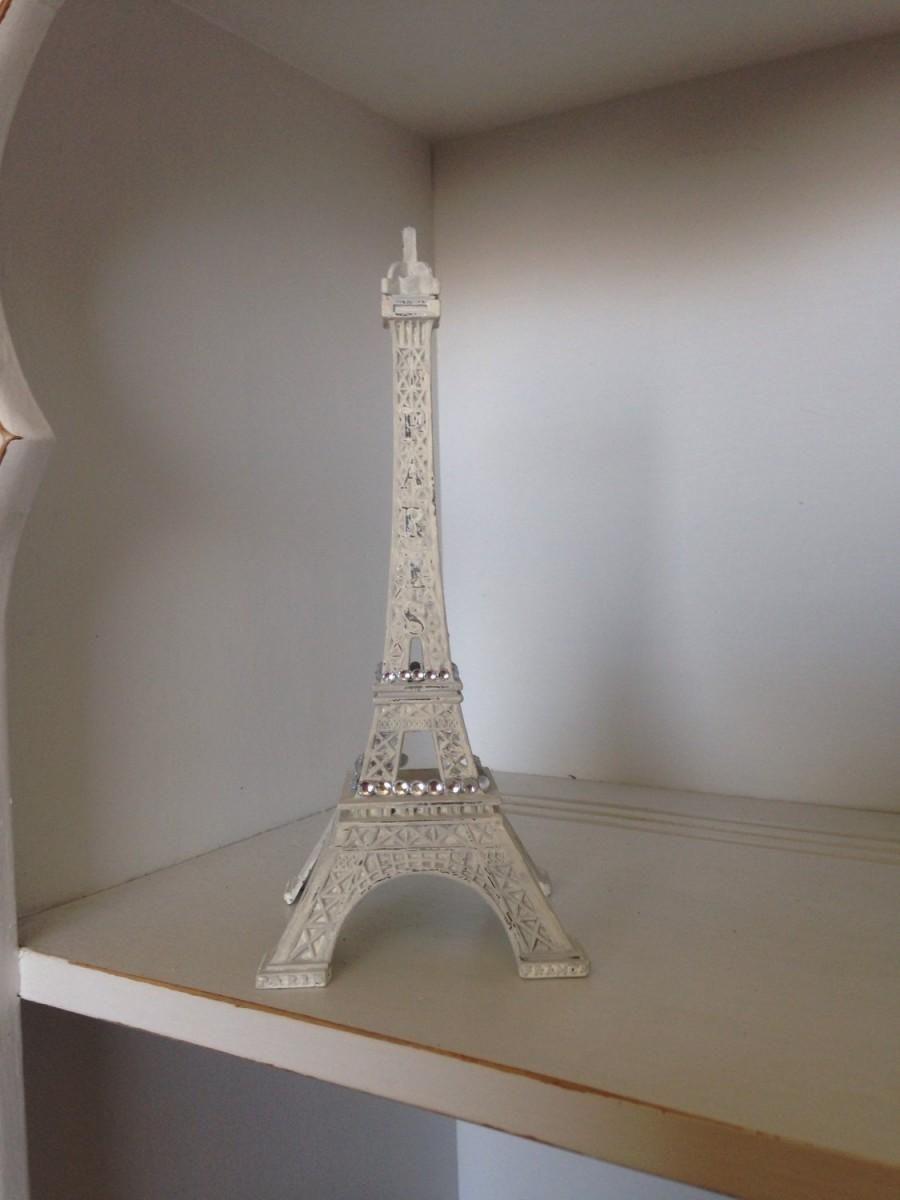 french gray eiffel tower decoration paris decor wedding cake topper rh pinterest co uk
