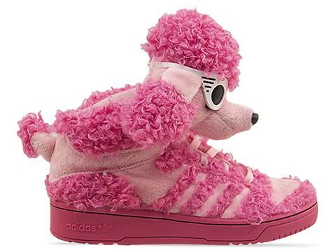 I do not condone these shoes. But they are doggone funny and