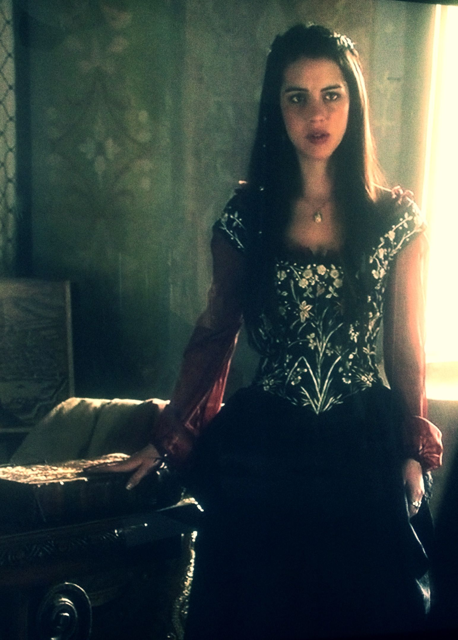 This is by far my favorite dress! Reign Slaughter of innocence