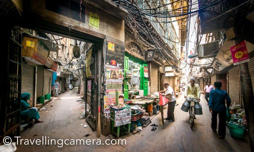 WWIM Food-walk in Old Delhi |