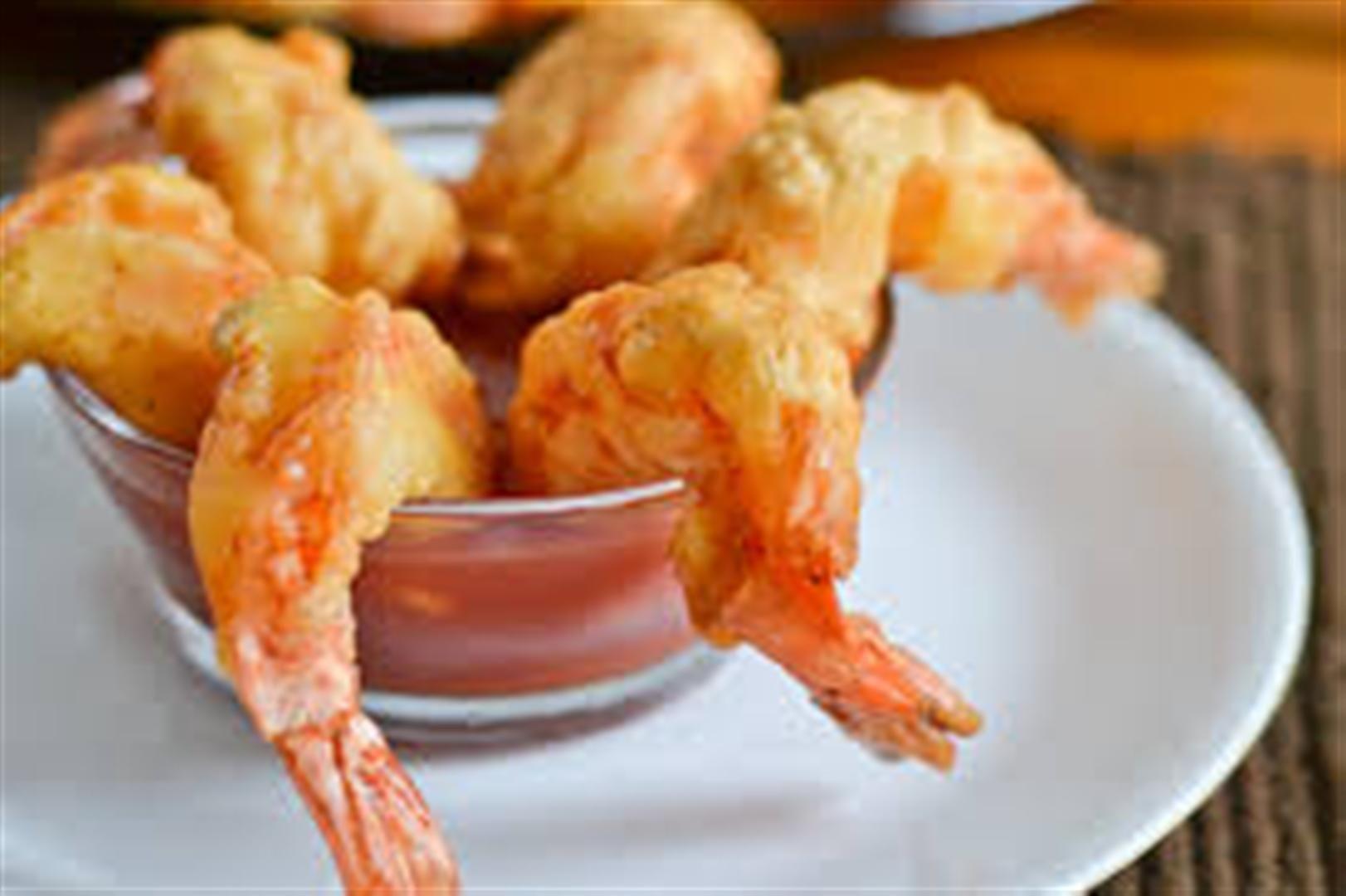 Camaron rebosado recipe panlasang pinoy recipes shrimp for Fish recipe panlasang pinoy