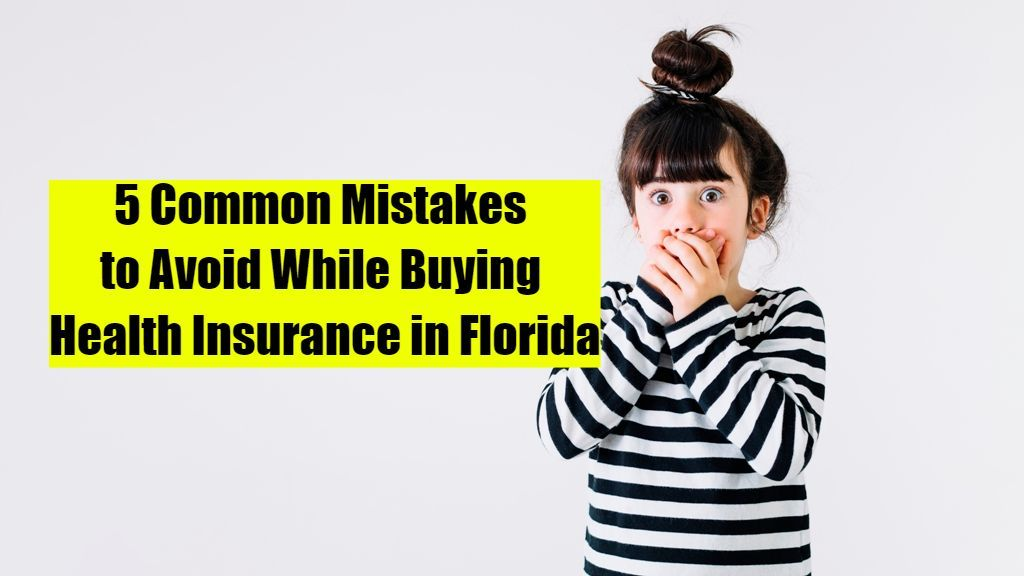 People Generally Do Mistakes While They Buy Health Insurance For