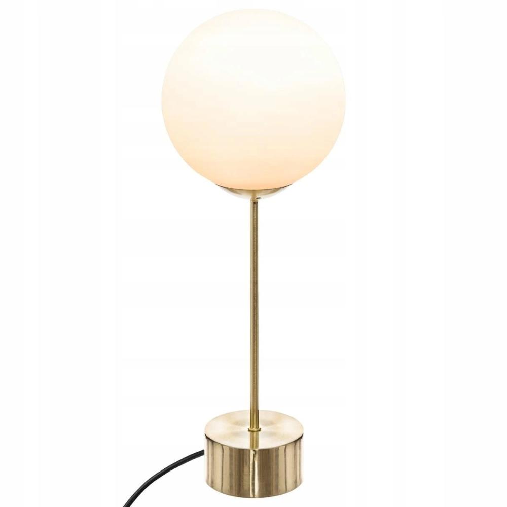 Kup Teraz Na Allegro Pl Za 139 99 Zl Lampa Stolowa Boule Szklana Kula 43 Cm Stolowa 9250729566 Allegro Pl Radosc Zakupow I Lamp Table Lamp Floor Lamp