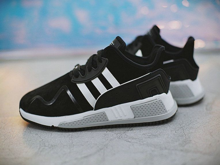 d4abc1d236af Adidas EQT Cushion ADV Black Grey White By9506 New s Shoe ...