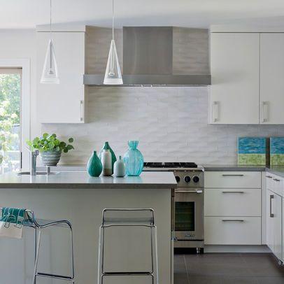 Porcelanosa Backsplash Design Ideas Pictures Remodel And Decor Modern Kitchen Backsplash Kitchen Design Modern Small Kitchen Design Small