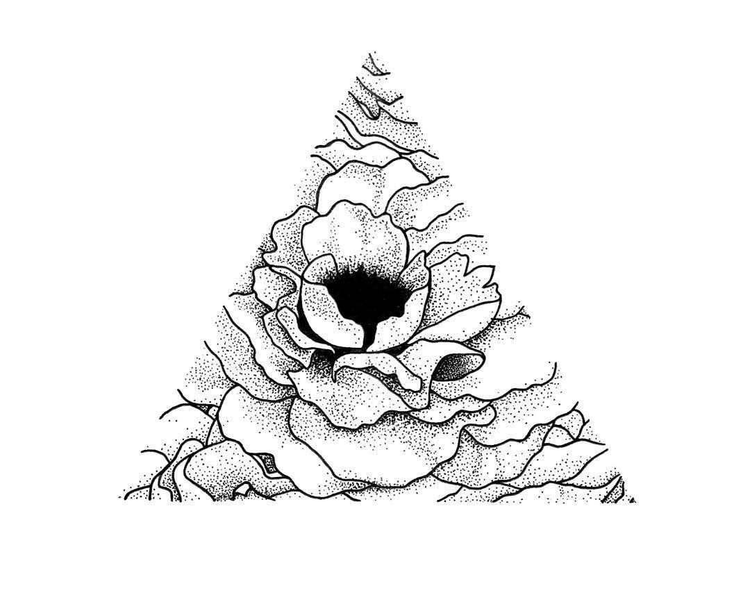 """""""#flowers #floral #drawing #illustration #design #pattern #iblackwork #art #ink #pen"""""""