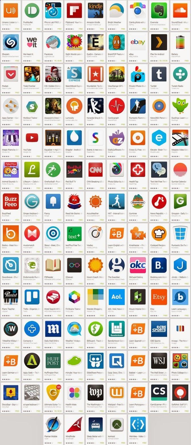 25 Must Have Android Apps Zdwired