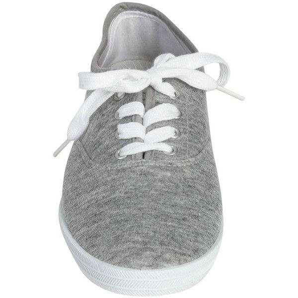 Basic Tennis Shoe ($8.99) ❤ liked on