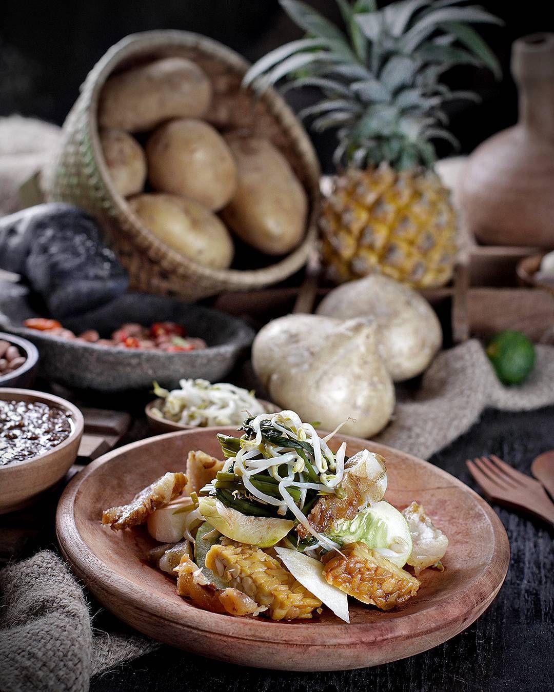 Makanan Enak Khas Surabaya Nih Namanya Rujak Cingur Rujak Ini
