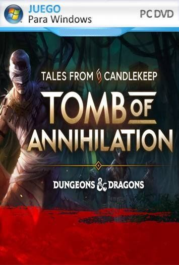 Game PC Rip - Tales from Candlekeep Tomb of Annihilation [2017] [Inglés]