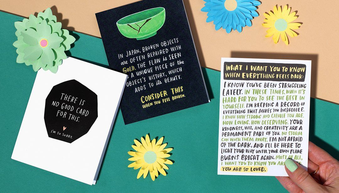 Greeting cards & gifts for the relationships we really