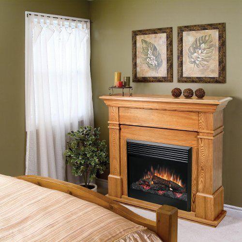 Dimplex Kenton Oak Electric Fireplace Customer Top Rated
