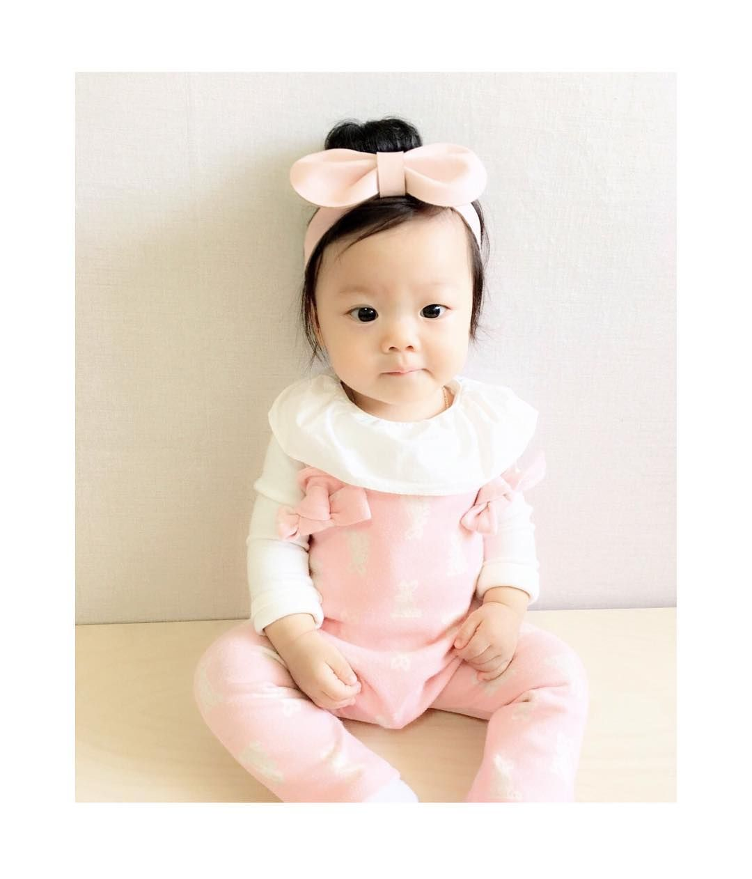 아기모델 임우주 @wooju_mom - - . 역시~넌핑크가 잘어울려핑크별이 ...Yooying