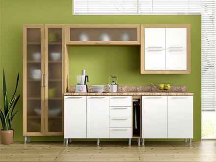 muebles de cocina modulares - Buscar con Google | DECORACION ...