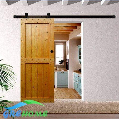 Buy 49ft6ft66ft Carbon Iron Black Color Sliding Interior Wood