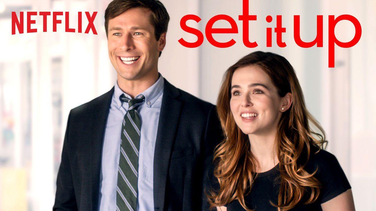 NETFLIX SET IT UP REVIEW BEST OF 2018 Movies