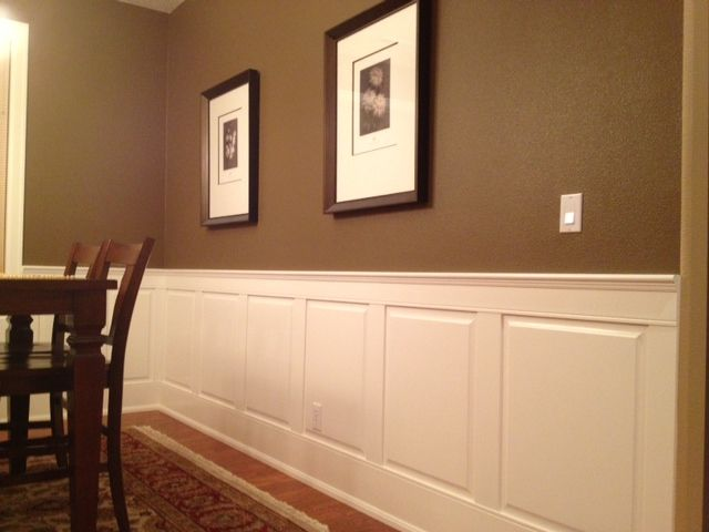 Why Is Raised Panel Wainscot The Oldest And Most Respected Of All Wainscoting Options It S Just Plain Gorgeous Wainscoting Wood Panel Walls Wainscoting Wall