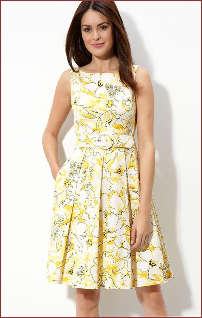 Muse Fl Print Summer Day Dress Wallpaper