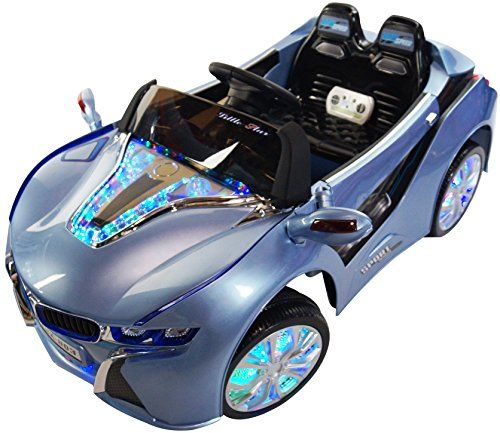 Bmw I8 Style Premium Ride On Electric Toy Car For Kids Https