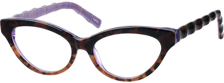 f96aa2a3b285 Tortoiseshell Cat-Eye Glasses  628525