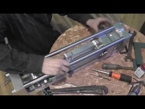microplast options desktop injection machine - YouTube | Штамповка