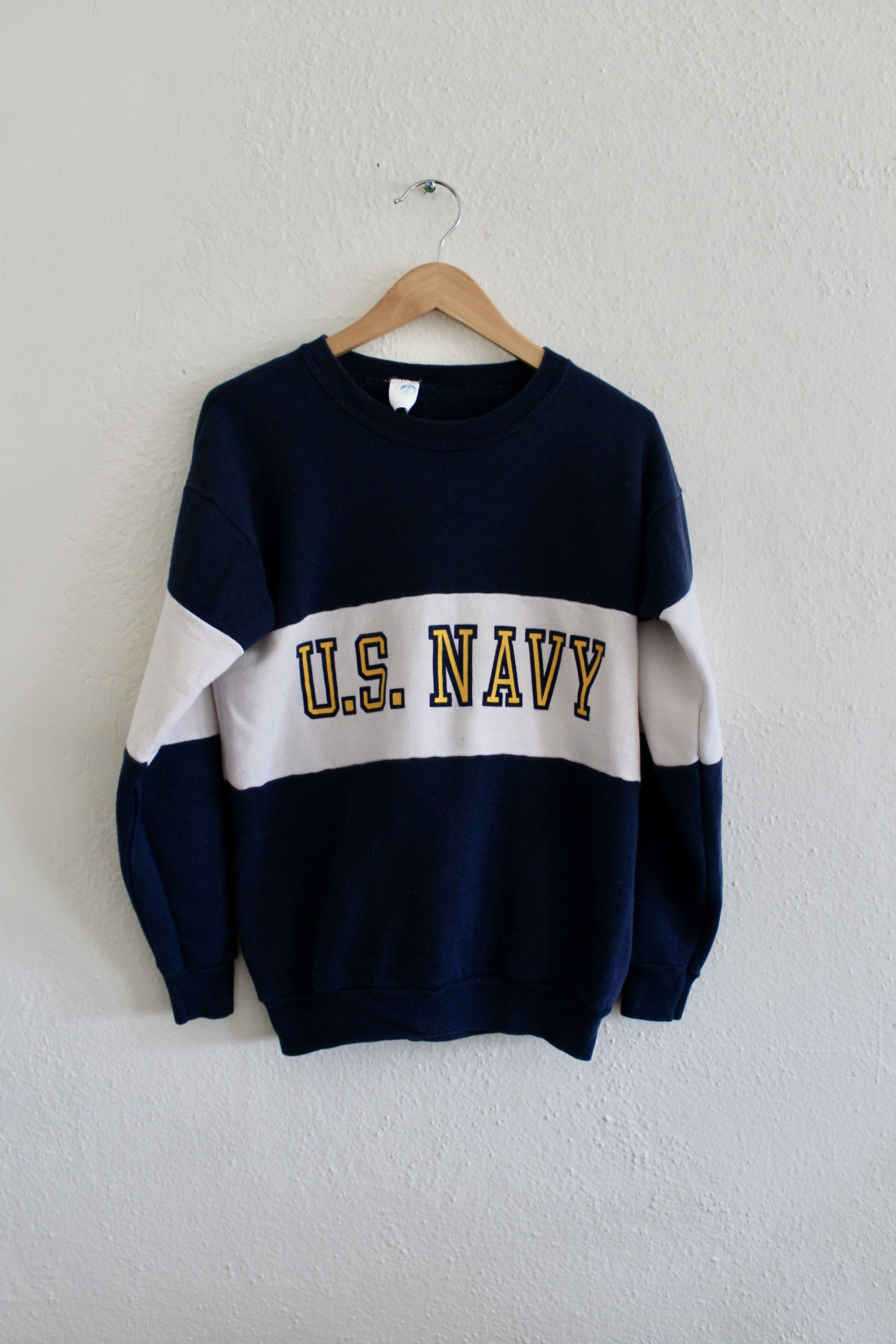 U S Navy Vintage Sweatshirt Vintage Crewneck Sweatshirt Etsy Sweatshirts Vintage Crewneck Sweatshirt Vintage Sweatshirt [ 5184 x 3456 Pixel ]