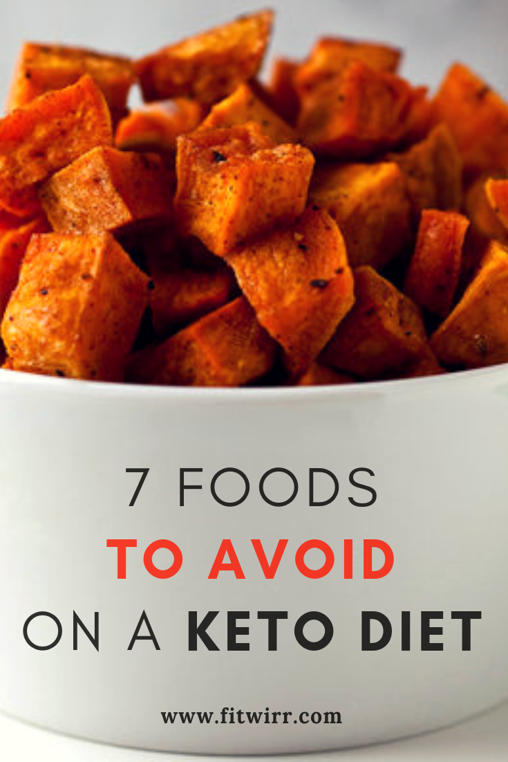 sweet potatos for keto diet