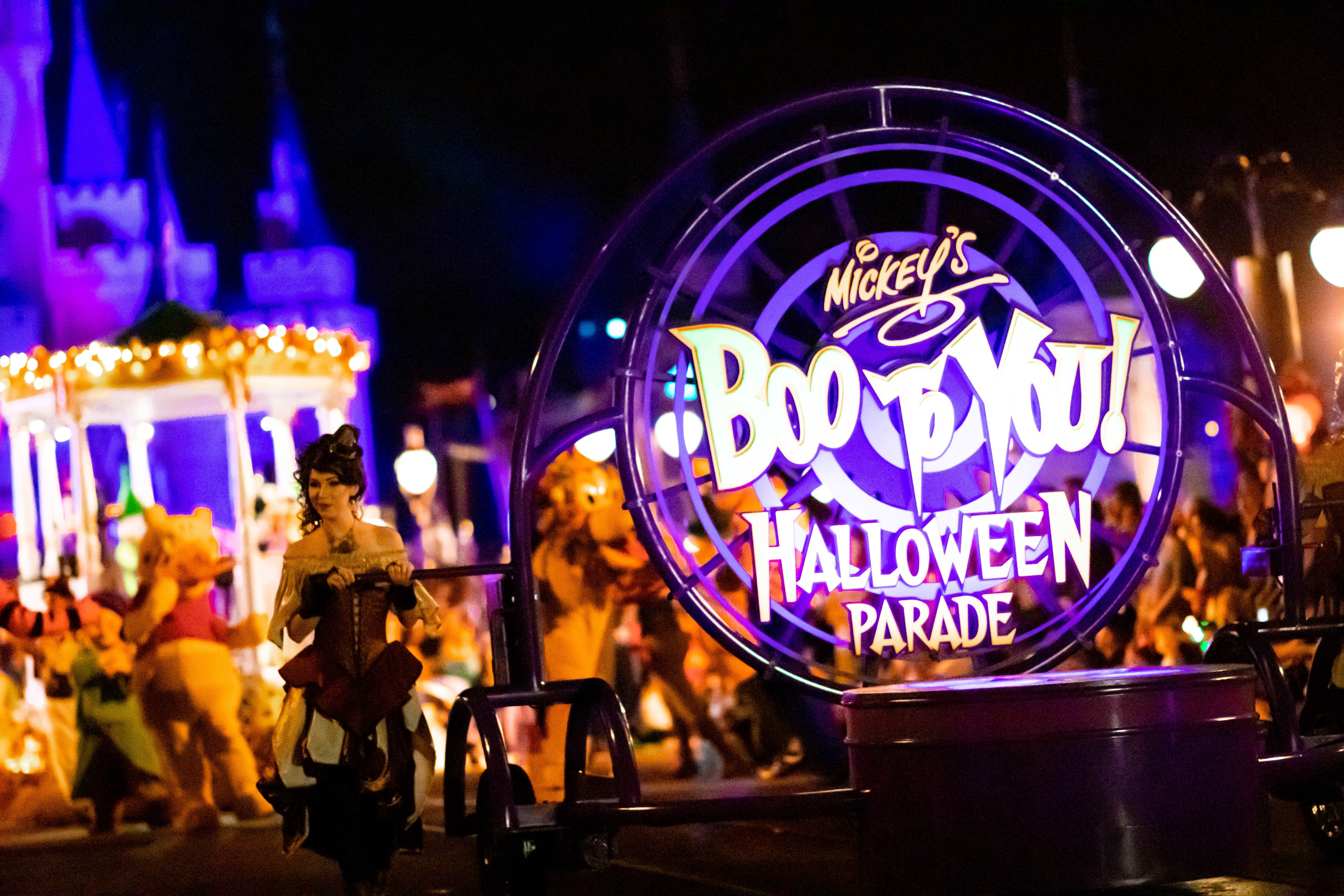 Free Food Halloween 2020 Mickey's Not So Scary Halloween Party 2019 Food and Gluten Free