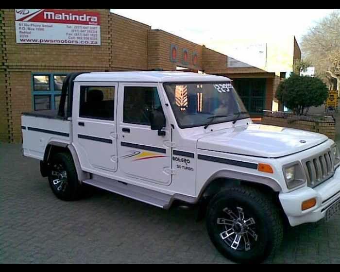 Https Www Pwsmotors Co Za Mahindra Bolero New Bethal For Sale