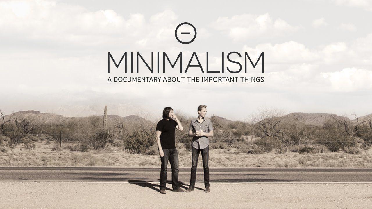 Resultado de imagen de minimalist documental