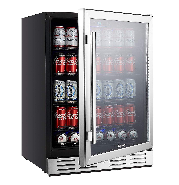 7 Best Man Cave Refrigerator Plus 1 To Avoid 2020 Buyers Guide Freshnss Man Cave Refrigerator Ideas Man Cave Fridges Man Cave