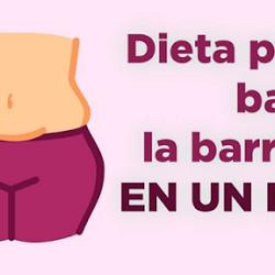 Como perder peso emergencia