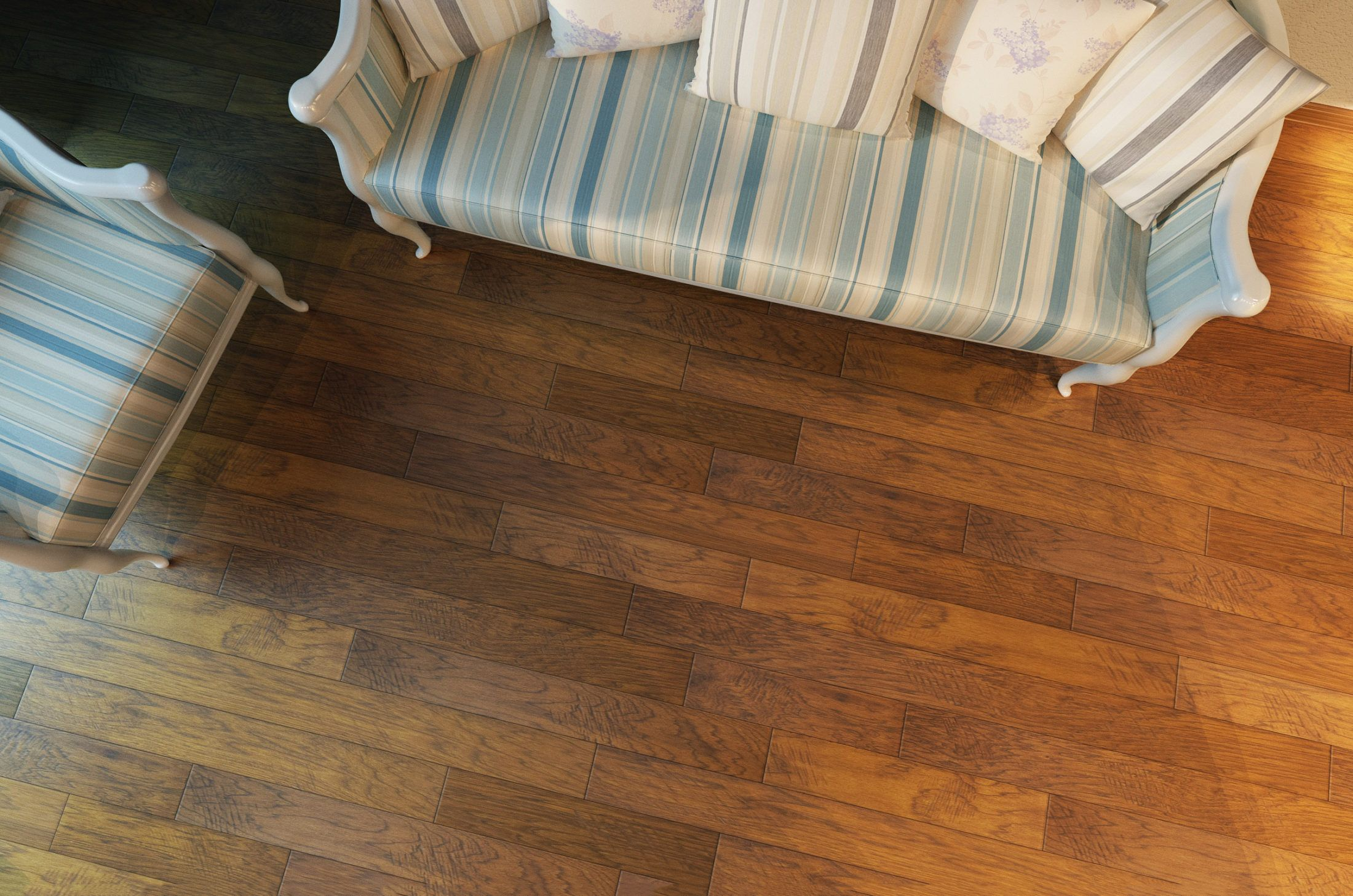 5 X 1 2 Hickory Prairie Engineered Schillings Engineered Flooring Flooring Hardwood
