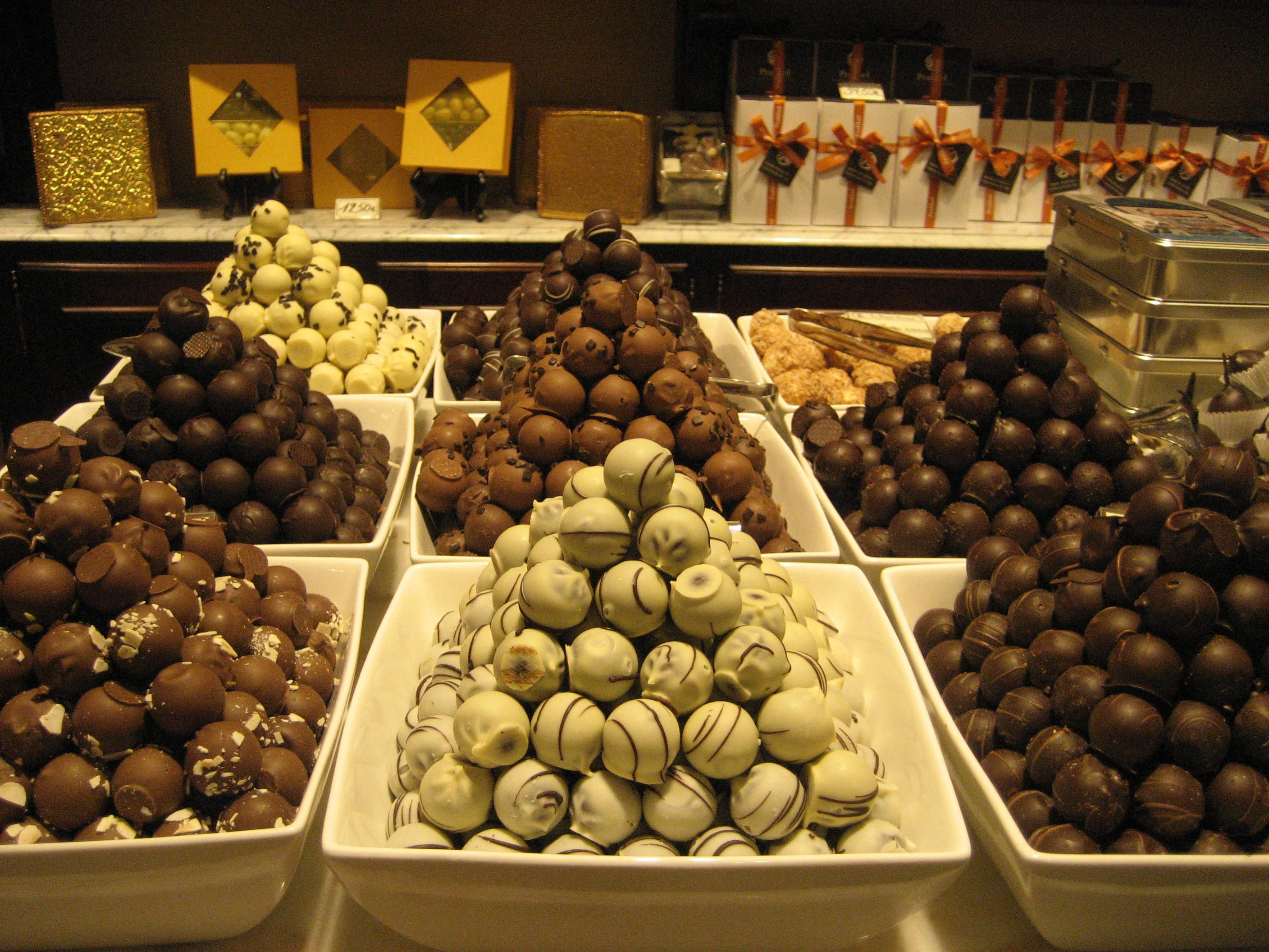 In Search of the Best Belgian Chocolate in Bruges
