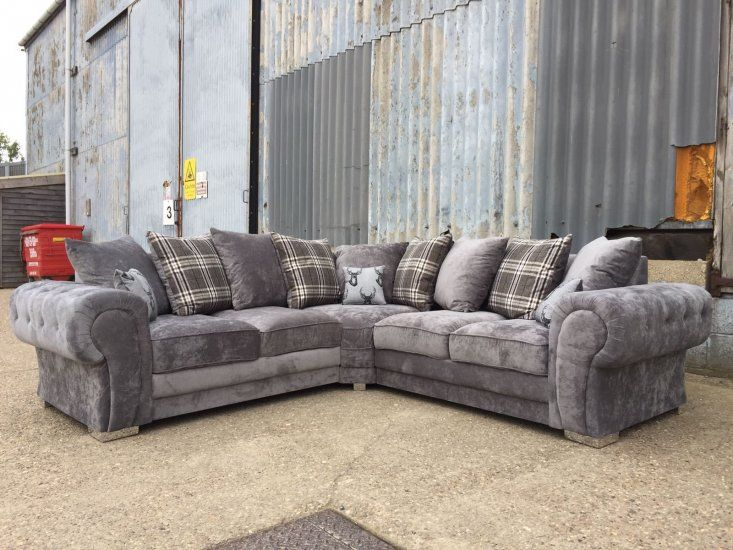 Pin By Homeminimalisite Com On Home Decor In 2020 Grey Corner Sofa Corner Sofa Chesterfield Corner Sofa