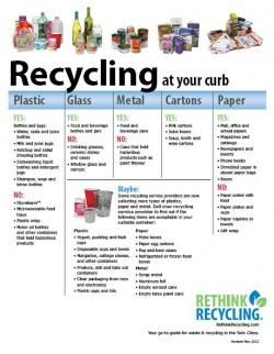 recycling flyer template google search recycling flyer