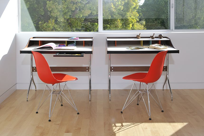 Perfection! Nelson Swag Leg Desk from the Herman Miller Store