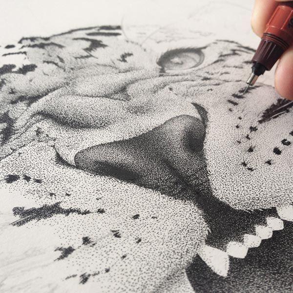 http://www.designbolts.com/wp-content/uploads/2014/12/Amazing-Stippling-Art-Typography-illustrations-13.jpg
