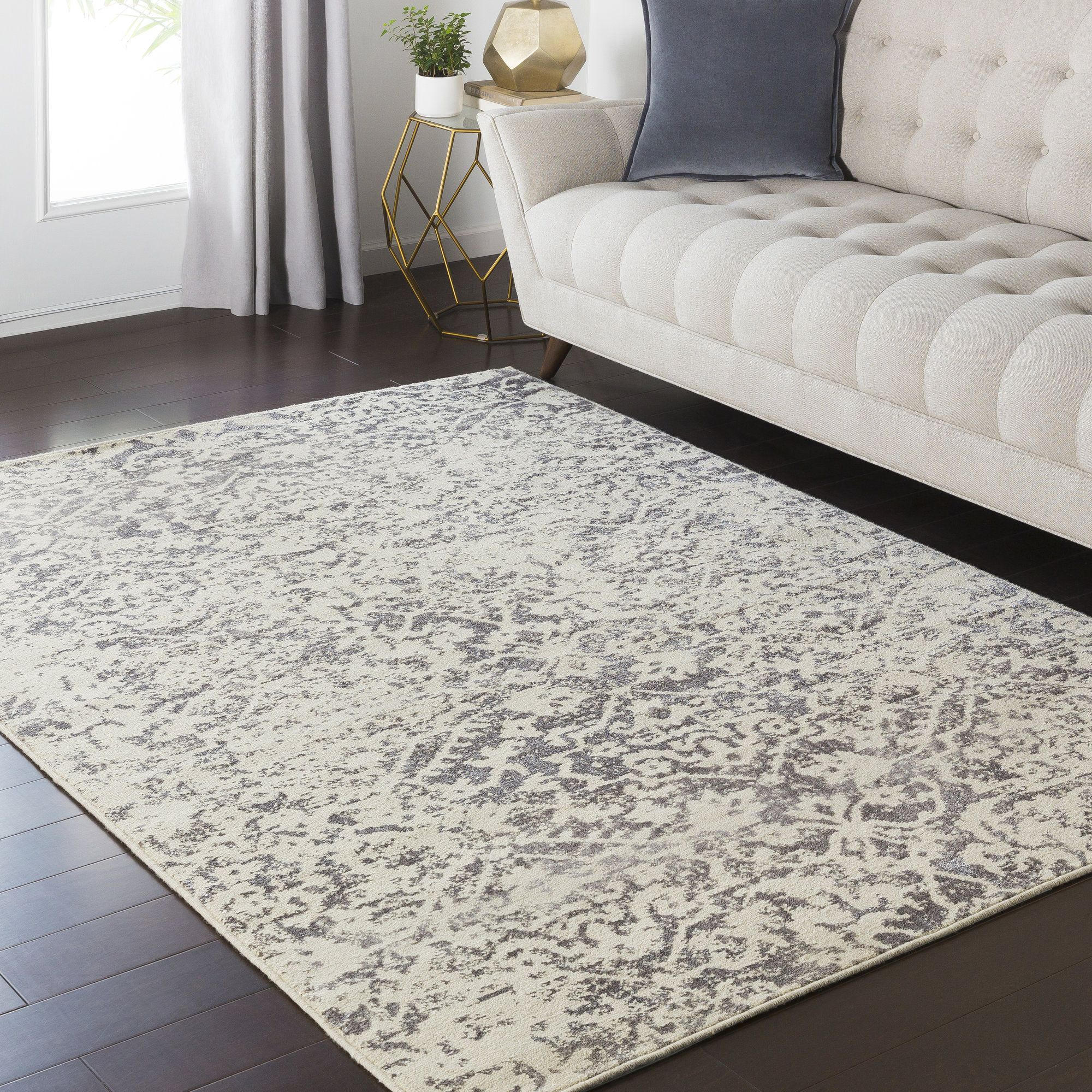 Quincy Beige Gray Area Rug Products Pinterest